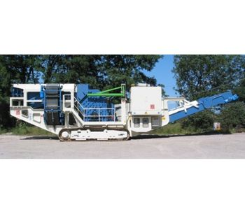 ZB Group - Aggregates And Minerals Crushing Mobile Plants