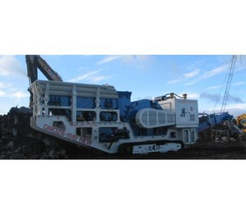 ZB Group - Construction and Demolition Waste (CDW) Crushing Mobile Plants