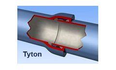 Spigot & Socket Tyton Joint