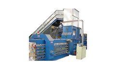 Model TB-101160 - Automatic Horizontal Baling Press