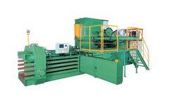 Model TB-091180 - Automatic Horizontal Baling Press
