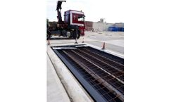 Weightron Eurodeck - Pit Mounted Concrete Weighbridge