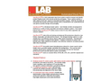 AutoShock - Model II - Automated Shock Test System Brochure