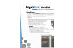 AquaBlok - HoleBlok  HoleBlok+ Brochure