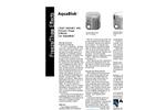 Test Report 8 FreezeThaw Effects on AquaBlok Brochure