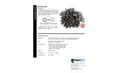 AquaGate+PAC™ - (Activated Carbon) For Active Capping or In-Situ Treatment Brochure