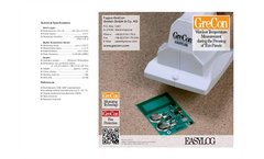EASYLOG - Wireless Temperature Measurement System Brochure
