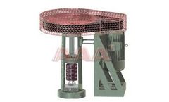 Greatwall - Model GMR Series - Right-Angle Gear Driven Top Entry Mixers