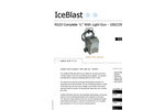 "IceBlast - KG20 LG - 110/230 V - Complete ½"" With Light Gun Technical Specifications"