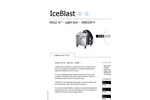 "IceBlast - KG12 - Complete ¾"" With Light Gun 110/230 V Specifications"