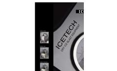 IceBlast - Dry Ice Blasting Machine Brochure