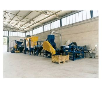 Electric Cable Recycling Grinding Systems