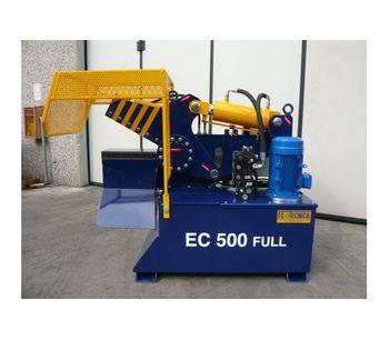 Model EC 500 FULL - Alligator Shear