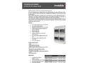 Ultra RF CGV Meter Panel - Technical Datasheet
