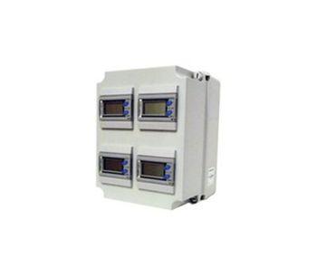 Ultra RF Modbus Panel Meter 6 x 3ph