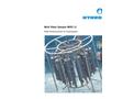 Model MWS 12 - Multi Water Sampler Datasheet