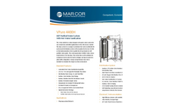 VPure - 4400H - USP Purified Water System With Hot Water Sanitization Datasheet