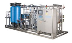 USPure - High Purity, Single Skid Water Treatment System