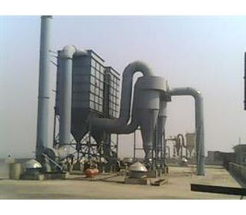 Dust Collector - Air and Climate - Air Pollution Treatment