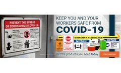 COVID-19/Coronavirus Safety
