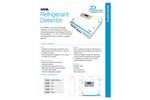 Parasense - Model GRM2 - Refrigerant Leak Detector Brochure