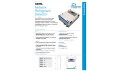 Parasense - Model GSRM2 - Network System Controller Brochure