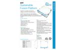 Parasense - Model SFP - Sustainable Fusion Platform  Brochure