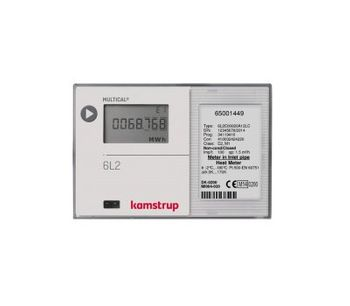 Kamstrup Multical - Model 602 - Heat Energy Calculator
