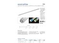 Astrid - Model LED-50W - Led Tube Brochure