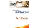 Servitherm Combi - Radiant Slimline Heater Panel Brochure