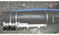 SebaFlow zone monitoring & flow measurement | Preasure and Flow Measurement - Video