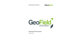 GeoField Exchange Brochure