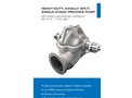 Model ZMK - Axial Split Pump Brochure