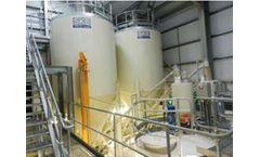 SKE - Lime & Powder Storage & Handling Systems