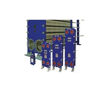 APV - Gasketed Plate Heat Exchanger - Industrial