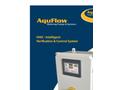 AquFlow - Model IVAX - Intelligent Verification and Control System