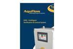 AquFlow - Model IVAX - Intelligent Verification and Control System Brochure