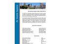 Recuperative Catalytic Oxidizer Cut Sheet