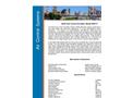 Multi-Vane Venturi Scrubber Cut Sheet