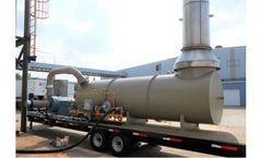 Pollution Systems - Model CEF-5 - Rental Thermal Oxidizer