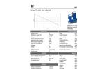 Model DG Blue - Professional Submersible Pump Brochure
