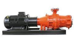 T-T-Pumps - Model ETO Range - Horizontal Electric Chopper Pumps