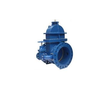 Metal Seat Wedge Gate Valve With Bypass