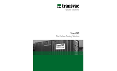 Transvac TransPAC - Powdered Activated Carbon (PAC) Brochure