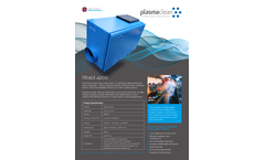 Xtract - Model 4200 - Disinfectant and Odour Neutralizer - Datasheet