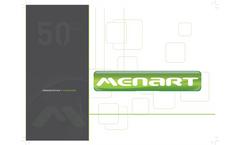 MENART Product Catalog