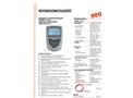 1030-2 - High-Precision Temperature Measuring Instrument Brochure