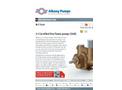 Albany - Model GE – 3.1 - Certified Fire/Foam Pumps - Brochure