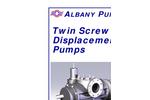 Screw Displacement Pumps Brochure