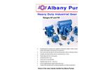 ModeAlbany - Model GA - General Purpose Pump Brochure